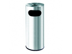 STAINLESS Steel Dustbin RAB-002/F