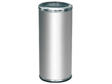 STAINLESS Steel Dustbin RAB-028/SS