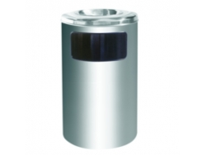 STAINLESS Steel Dustbin RAB-040/SS