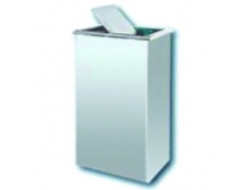 STAINLESS Steel Dustbin RFT-018/SS