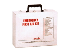 Super Metal First Aid Kit M1102