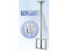Plasma or LCD Ceiling & Receptacles Plate