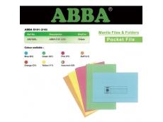 COCK/ABBA POCKET FILE 101