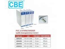 CBE 2D Ring File 25mm