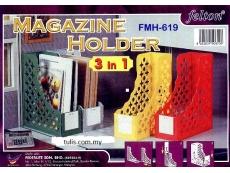 "FELTON MAGAZINE FILE 619  - 4"""