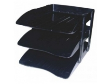 LUCKY STAR DOCUMENT TRAY 3 TIER