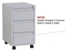 Mobile Pedestal MP3D