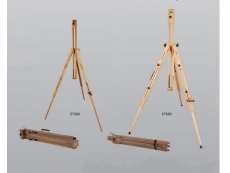 Adjustable Wooden Easels