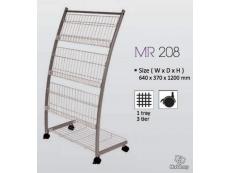 Magazine Rack MR 208