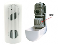 LED FAN TYPE AIR FRESHENER DISPENSER