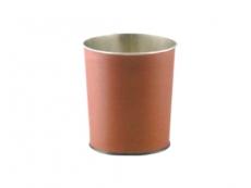 Stainless Steel Room Bin c/w PVC Cover SRB-035