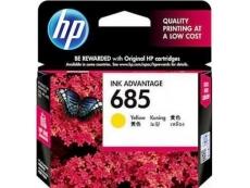 HP 685 Yellow Ink Cartridge CZ124AA