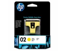 HP No 02 AP Photosmart C5180/6180/7180 (Yellow) C8773WA