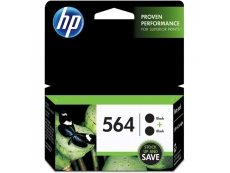 HP INK No 564 (Photo Black)(not suitable for B110) CB317WA