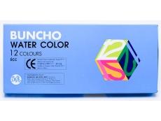 WATER COLOR BUNCHO 6CC 12 COLOR