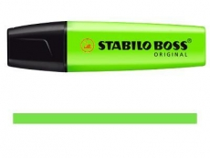 SCHWAN STABILO BOSS HIGHLIGHTER 70/33 L.GREEN