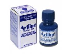 ARTLINE WHITE BOARD INK BLUE 20cc