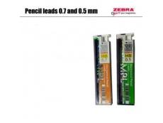 ZEBRA MPL MECHANICAL PENCIL LEAD 60mm