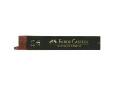 FABER-CASTELL SUPER FINE LEAD 0.5 2B