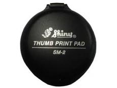 SHINNY THUMB PRINT SM-2 ROUND 40MM