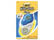 BIC CORRECTION TAPE  EASYREFILL 5mmX14m