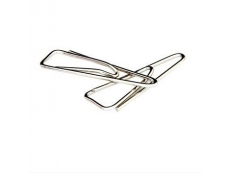 TRIANGLE PAPER CLIP 25mm
