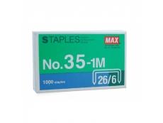 MAX STAPLES 35-1M (26/6)