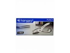 KANGARO PUNCH 1 HOLE 6mm (ONE HOLE) TICKET PUNCH