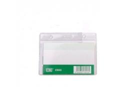 CBE PVC NAME BADGE 2565 95MMX65MM