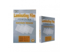 CBE LAMINATING FILM  70MM X100MM - 150MIC