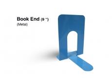 """BOOK END - 9"""" (2pcs/SET) DECAMAX"""