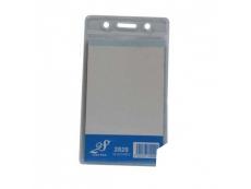 EAST-FILE PVC NAME BADGE 2828 (65 X 110)mm