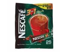 Nescafe 3 in 1 Coffee Mix Rich (Pack of 25)