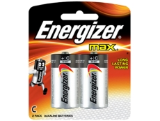 ENERGIZER BATTERY  E93-BP2 Size C (2'S)