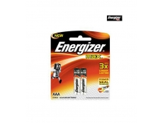 ENERGIZER BATTERY E92-BP2 Size AAA (2'S)