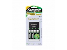 ENERGIZER COMPACT CHARGER EN-CH-CHCC 9V/AAA/AA  WITH 2 BATTERY