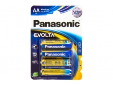 PANASONIC EVOLTA BATTERY SAIZ AA ( 1 PKT/4)