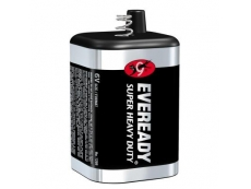 EVEREADY SUPER HEAVY DUTY BATTERY 1209 6V  lattern
