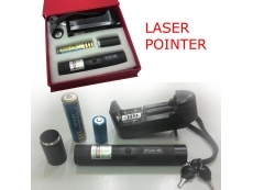 LASER POINTER c/w Charger