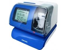 AMANO Time Stamping Machine PIX200