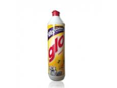 Glo Dishwashing Liquid 450 ml Lemon