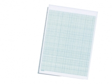 GRAPH PAPER A4 CAPTAIN 1PAD-50'S