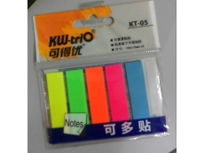 KW TRIO FLAG TAPE KT-05 5 COLOR