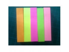 HOPAX STICKNOTE 3 X 3 COLOR 100 SHEETS