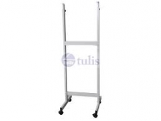 "MOBILE STAND FOR WHITE BOARD (4' X 10' )-(4""X12')"