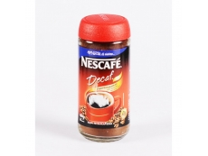 NESCAFE Classic Decaf Instant Coffee Bottle 100gm