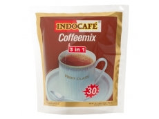 INDOCAFE Instant Coffeemix 3in1 Pack 30 X 20gm