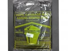 GARBAGE BAG  / BAG SAMPAH  174CMX90CM  BLACK