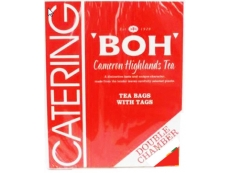 BOH Double Chamber Teabag Catering Pack 100 X 2gm