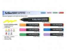 ARTLINE 660 FLOURESCENT HIGHLIGHTER